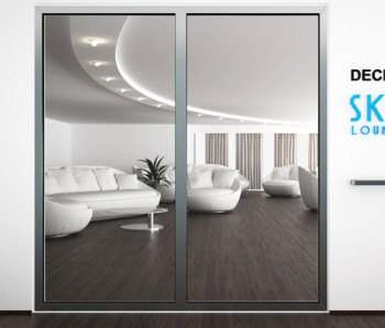 A60/AF70 Internal Fixed Frame Window/Partition
