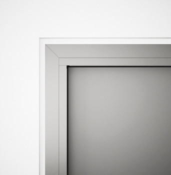 A60/AF70 Internal Fixed Frame Window/Partition - detail