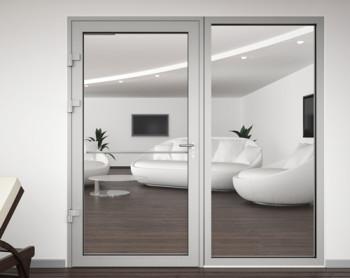 A60/AF85 External Single Hinged Door