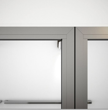 A60/AF85 Internal Fixed Frame Window/Partition - detail