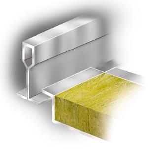 Meta Danacoustic tile - technical illustration