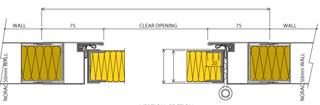 MS/MC Acoustic Type door - detail2