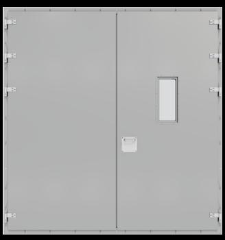 HB 5000 - double steel doors