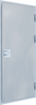 HB-H A60 Single or double doors - main