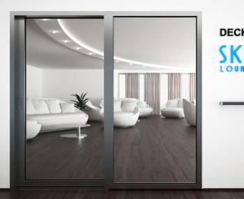 A60/AF75 Internal Single Sliding Door