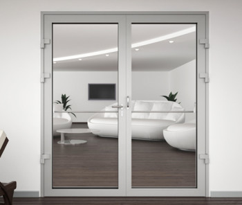 A60/AF85 External Double Hinged Door