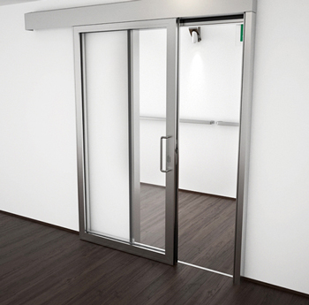 A60 Af85 Internal Single Sliding Door Bd Systems Europe