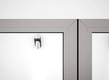 B15/AF50 Internal Fixed Frame Type Window/Partition - detail
